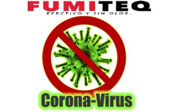 Servicios de Desinfección contra Coronavirus COVID-19